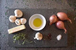 Duxelles ingredients