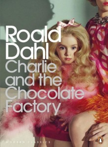 The New Charlie and the Chocolate Factory Cover