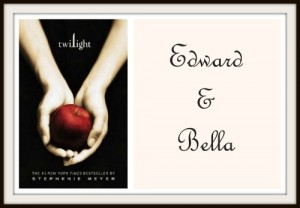 Edward and Bella couple