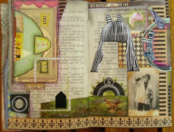 Altered Book Journals