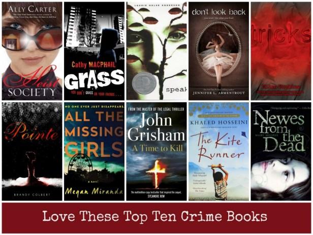 Top Ten Crime