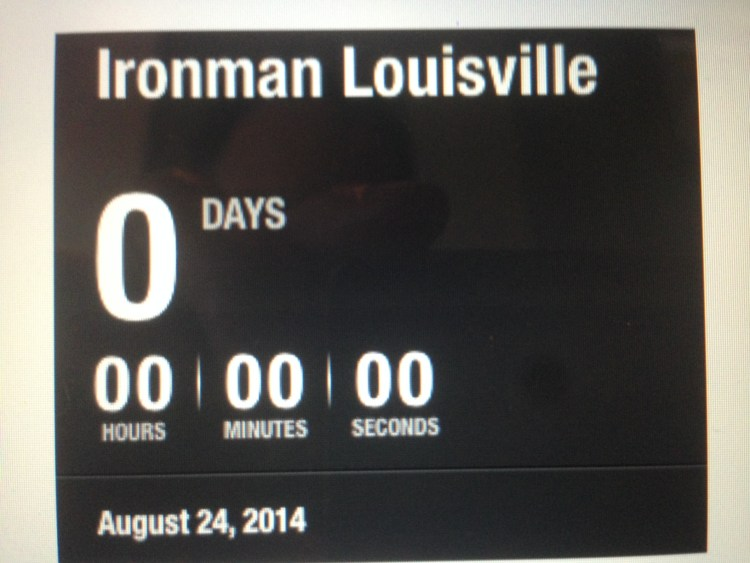 Ironman Louisville Volunteers