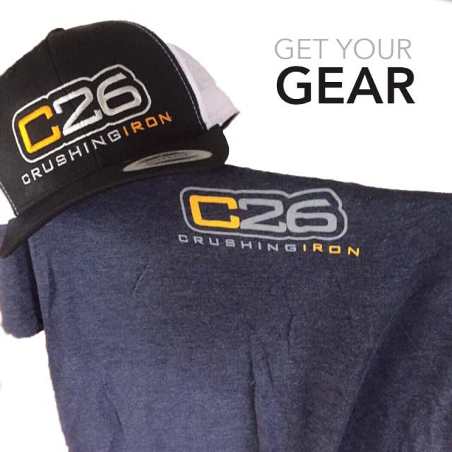 c26386b6 C26 Gear – Crushing Iron
