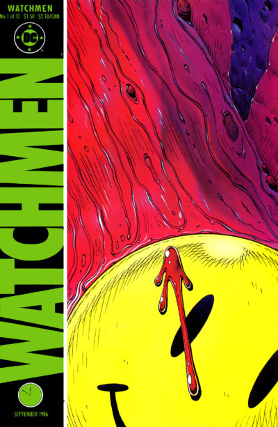 Review Doomsday Clock 1 vs Watchmen 1  Crushing Krisis