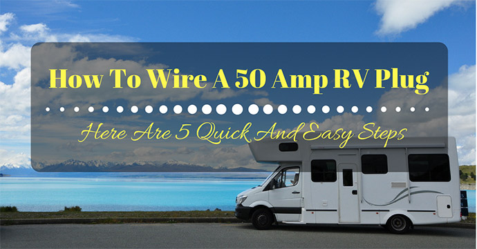 50 Amp Rv Wiring Diagrams