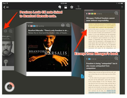 Marsalis annotated