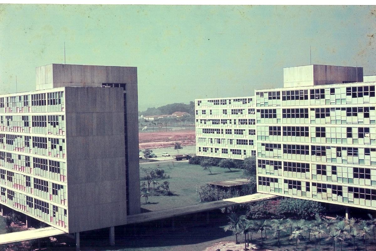 CRUSP VISTA GERAL, 1968