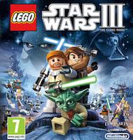 LEGO Star Wars III: The Clone Wars (3DS/Vita)