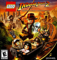 LEGO Indiana Jones 2: The Adventure Continues (DS/PSP)