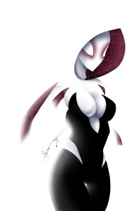 spider_gwen_by_patrick_hennings-d81cgb6