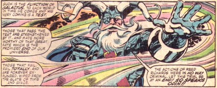 Did the all-knowing, all-seeing, all-wise All-Father Odin just try to justify a moral position by invoking... Darwinism? Short answer: Yep.