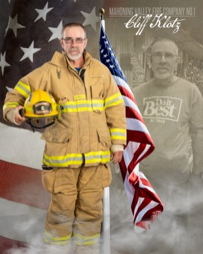 Cliff of Mahoning Valley Fire Company No 1 Photo by: Cruver Photography (www.cruverphotography.com)
