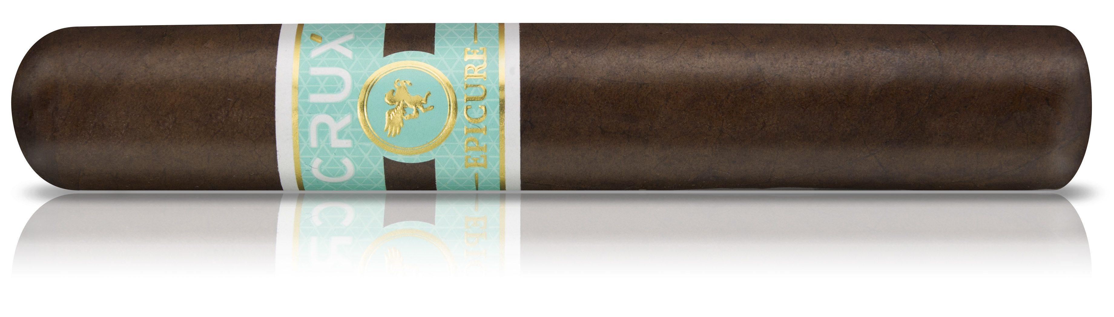 horizontal crux epicure maduro cigar