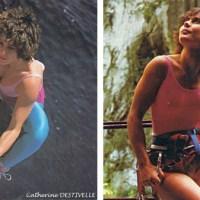 Vintage Climbing Babes, We Salute You