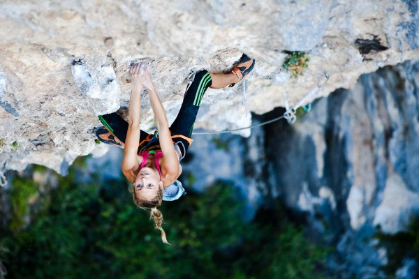DiGiulian Sasha Rock Climbing