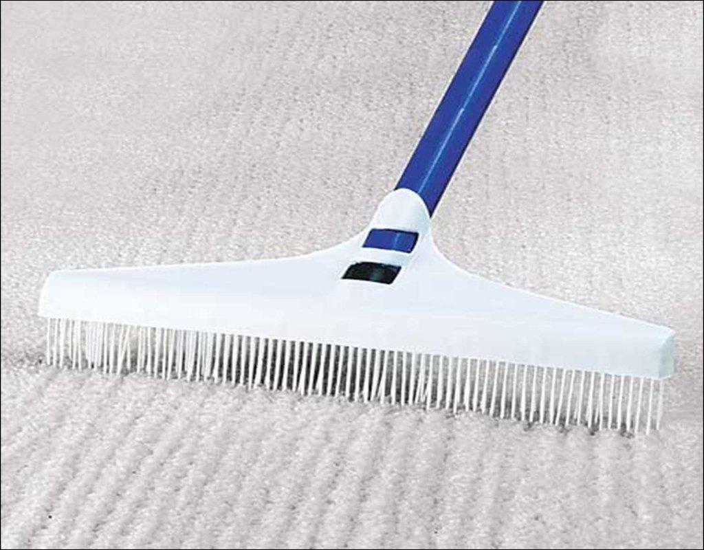 Carpet Rake For Long Hair