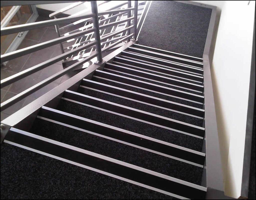 Carpet Stair Nosing Metal