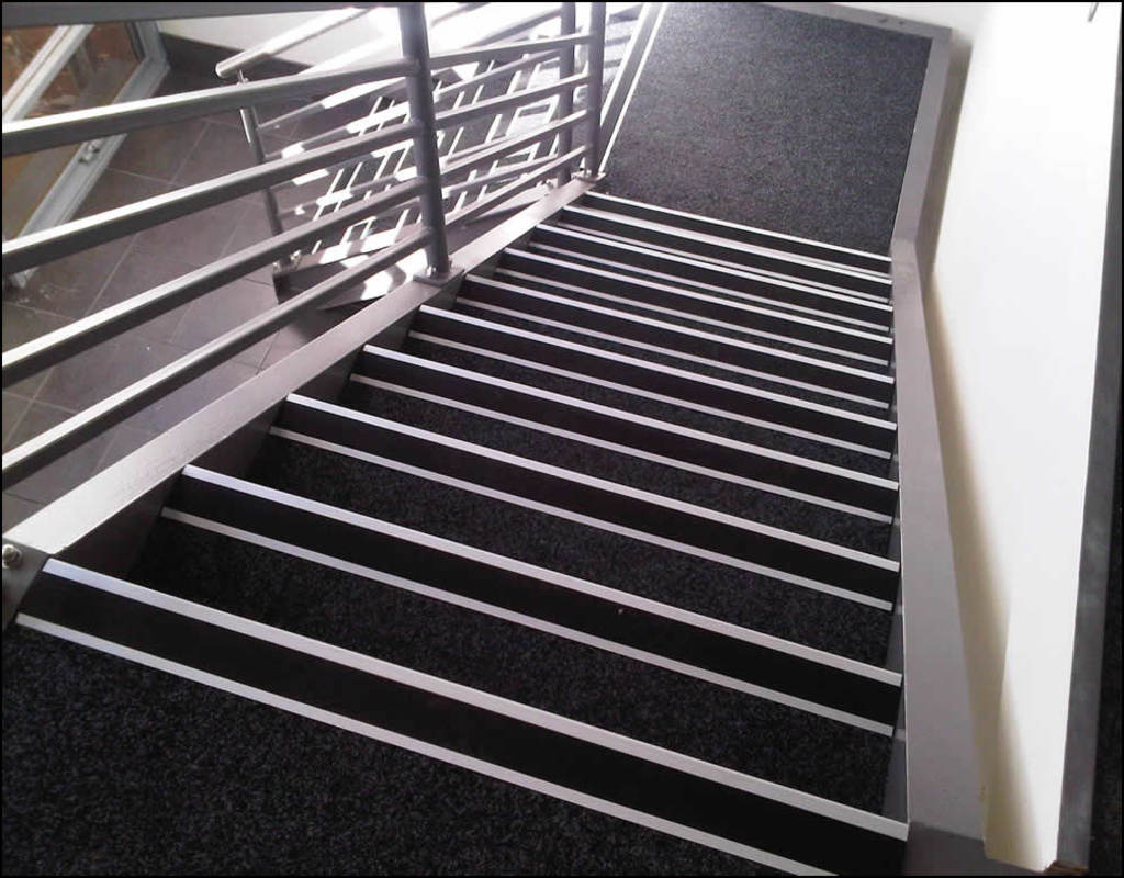 Carpet Stair Nosing Metal