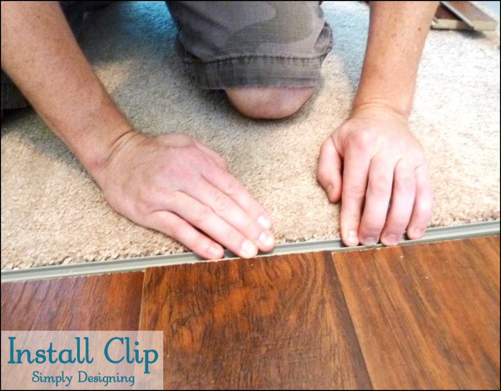 Carpet To Linoleum Transition Strip