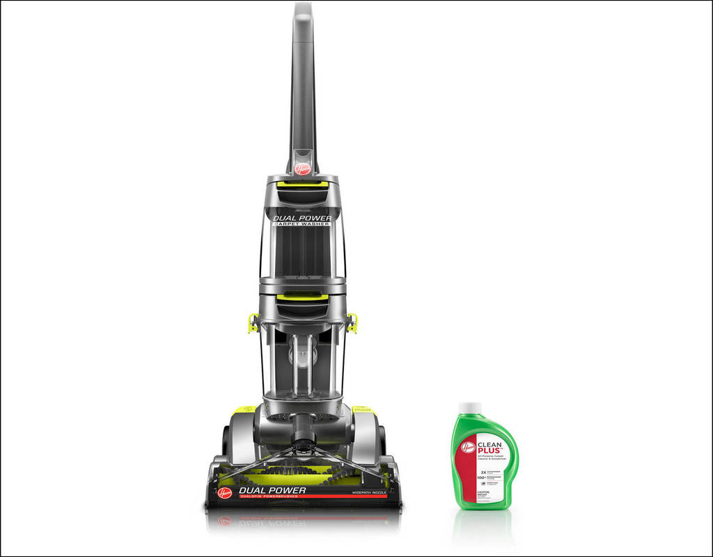 The Secret to Hoover Dual Power Carpet Washer Reviews
