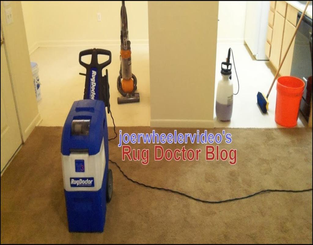 Rug Doctor Wet Carpet