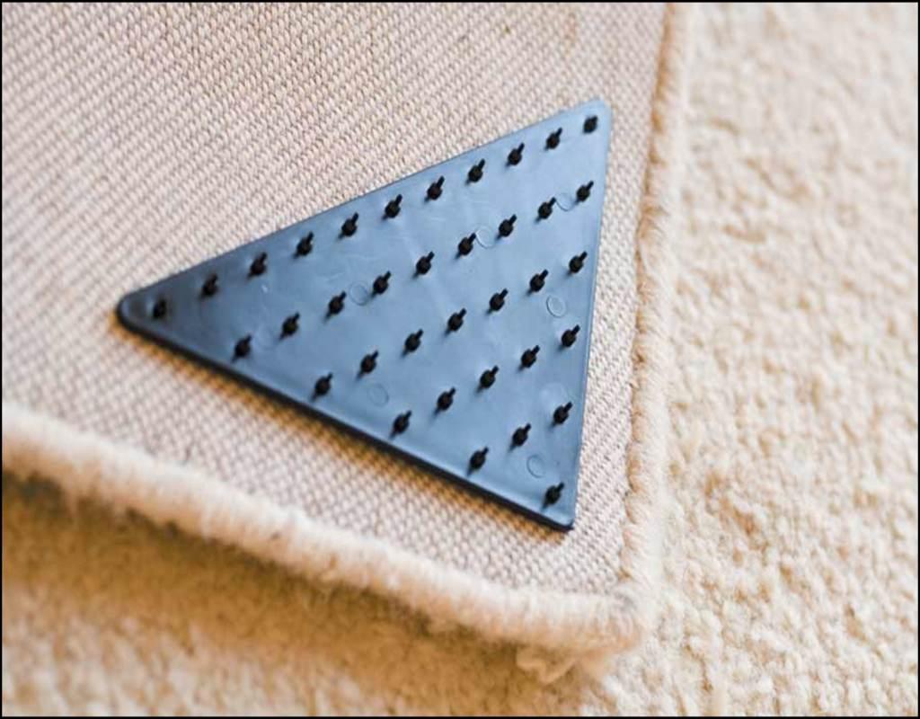 Rug On Carpet Gripper