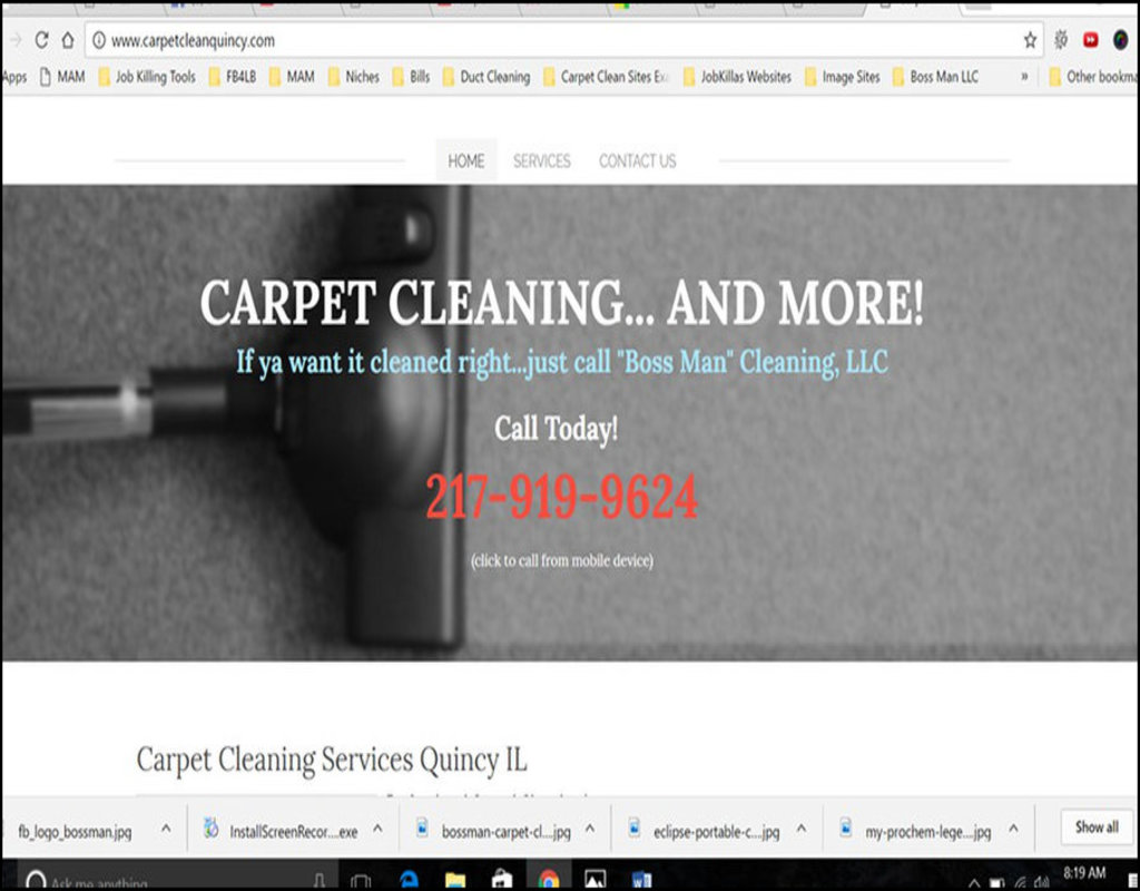 Carpet Cleaning Quincy Il