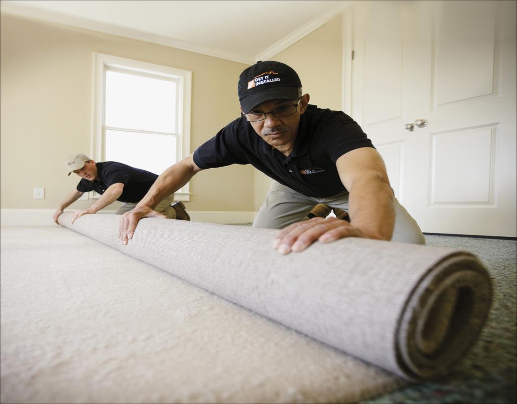 Home Depot Carpet Installers