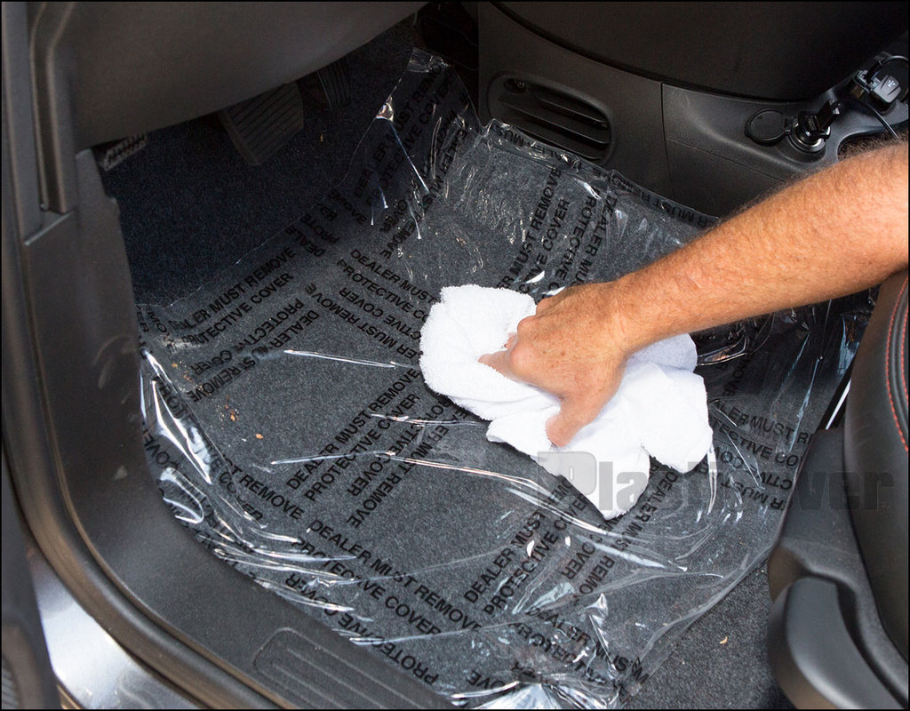 Plastic Carpet Protector For Cars