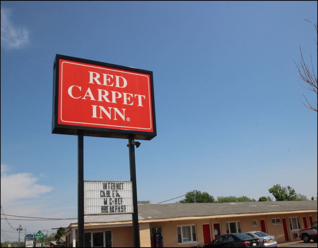 Red Carpet Inn Niagara Falls Ny