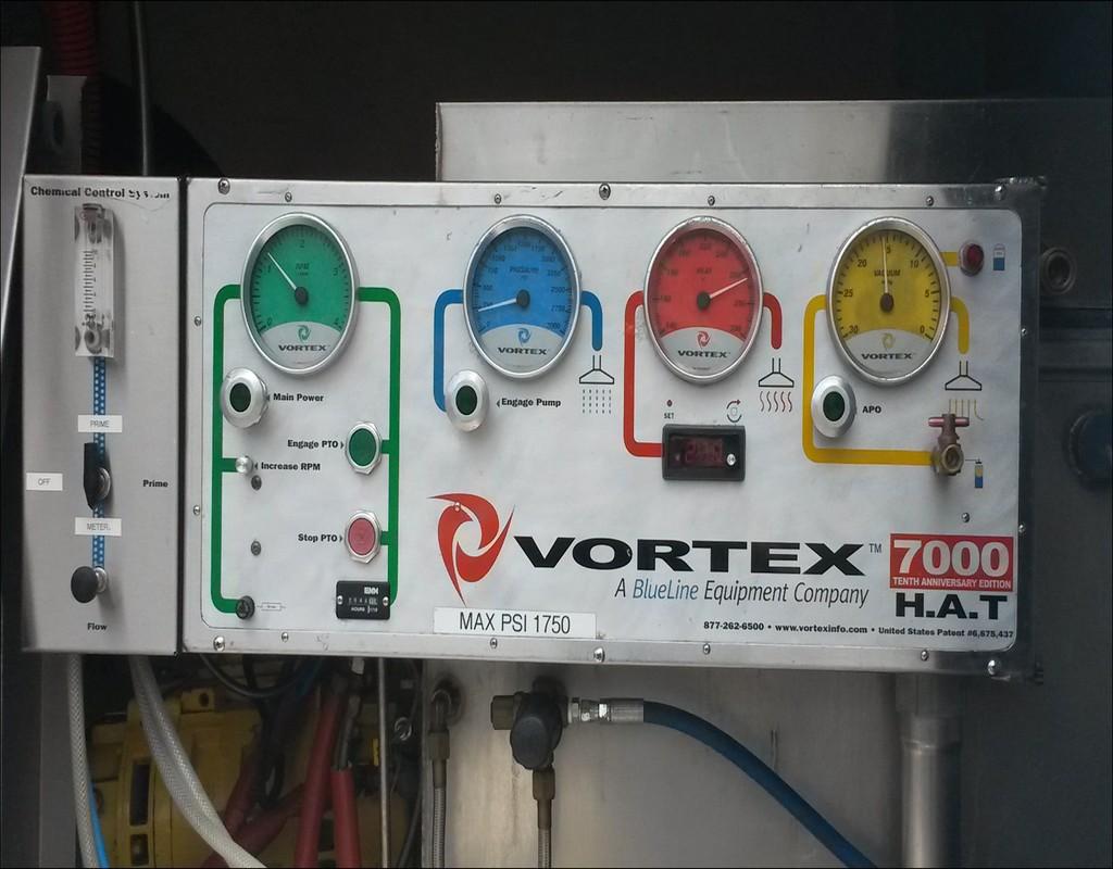 Vortex Carpet Cleaning Machine