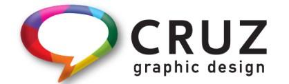 Logotipo de Cruz Graphic Design, Fortalecer Marcas, Potenciar Vendas, design gráfico