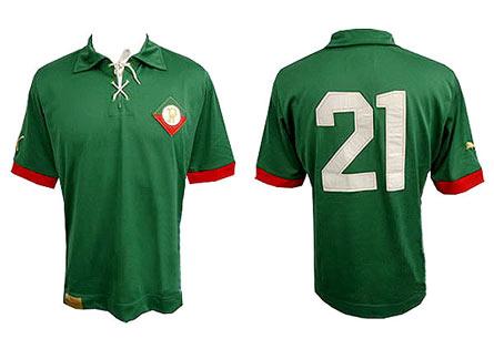 De Palestra a Cruzeiro - Lançamento das camisas de 1921 e 1942