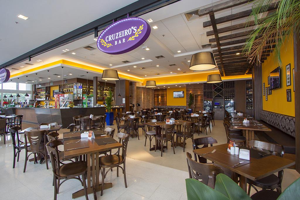 Nossas Casas  Cruzeiros Bar  Bar e Restaurante em Santo