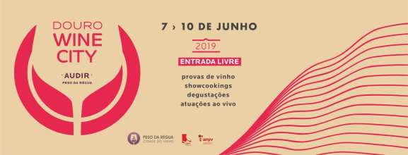 Cartaz do Programa do Douro Wine City