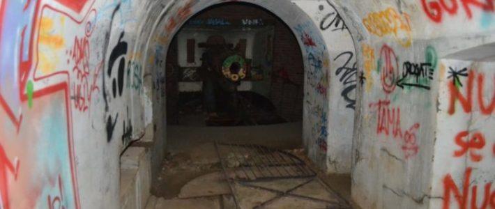 El túnel del pánico