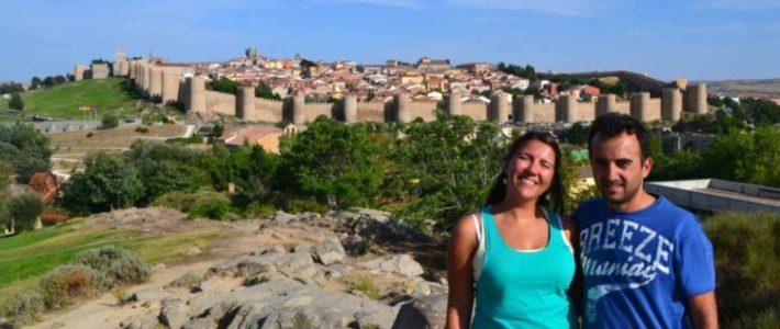 Ávila e Salamanca, cidades monumentais