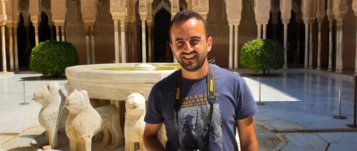 Alhambra, um tempo chamado casa