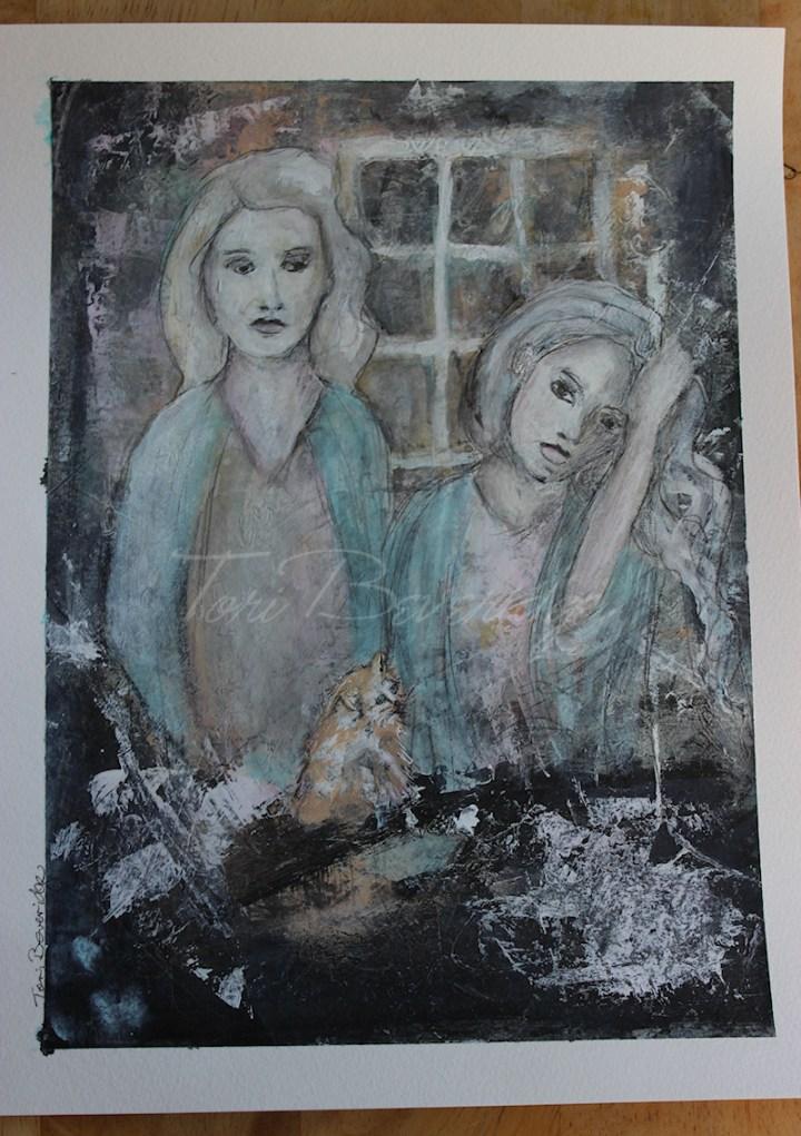 Window Stories 1 by Tori Beveridge 2016