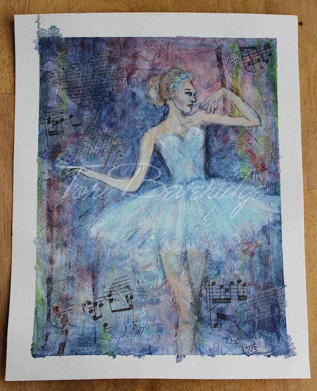 Photo of Ballerina by Tori Beveridge