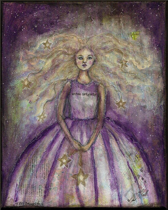 Shine Brightly by Tori Beveridge