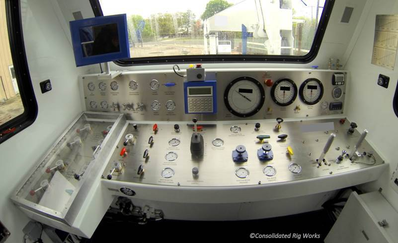 Control Cabins  Consolidated Rig Works LP