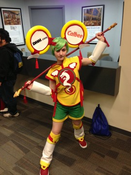Ohayocon 2013 - Dragon Kid - Tiger and Bunny