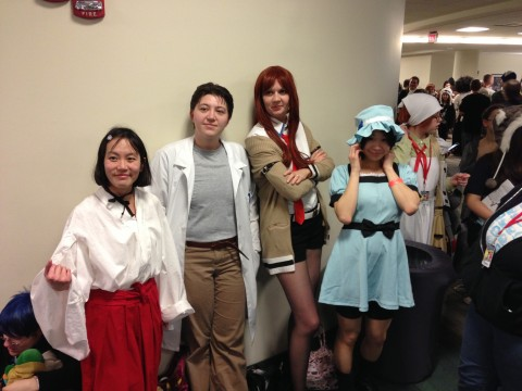 Ohayocon 2013 - Steins Gate