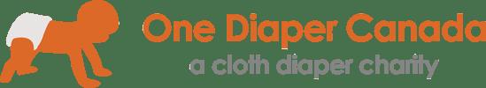 One Diaper Canada Logo