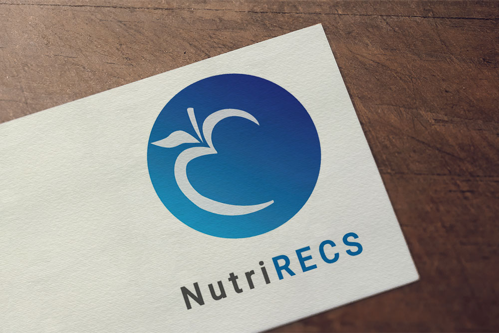CryoDragon Logo Design (Waterloo Kitchener Cambridge) NutriRECS Dalhousie University