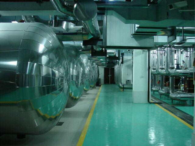Pressurized Storage Tanks Cryogel Thermal Energy Storage