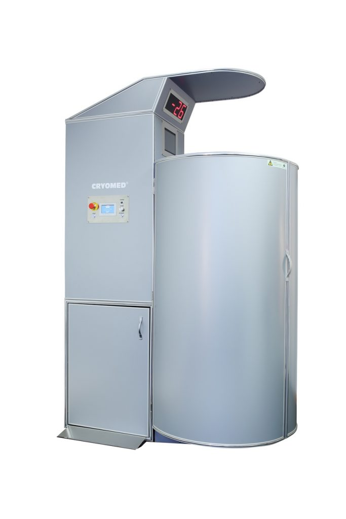Buy cryotherapy machine from global leader in whole body ...