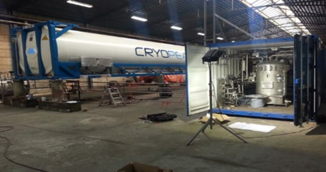LNG equipment - Cryopeak