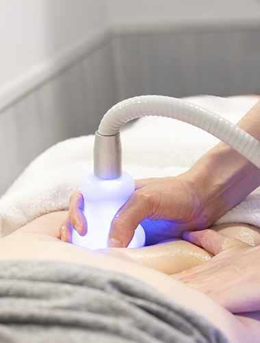 Cryoskin treatment